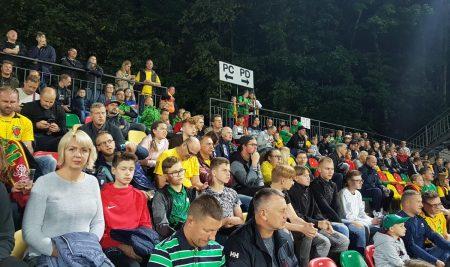 Mūsų gimnazijos mokiniai stebėjo Lietuvos futbolo rinktinės rungtynes prieš Portugaliją