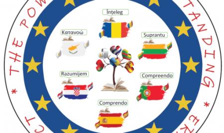 """Ketvirtasis tarptautinio Erasmus+ programos projekto """"The Power of Understanding"""" virtualaus mobilumo susitikimas"""